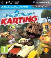 Cover LittleBigPlanet Karting