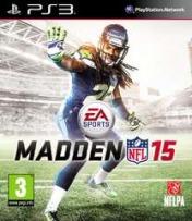 Cover Madden NFL 15