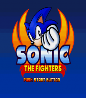 Cover Sonic The Fighters