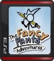Cover The Fancy Pants Adventures