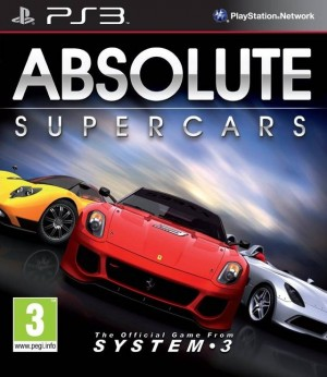 Cover Absolute Supercars