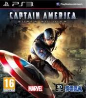 Cover Captain America: Super Soldier