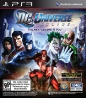Cover DC Universe Online