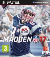 Cover Madden NFL 17