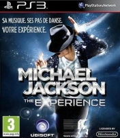 Cover Michael Jackson: The Experience
