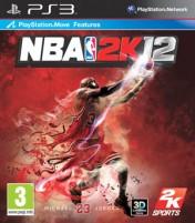 Cover NBA 2K12