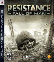 Cover Resistance: Fall of Man
