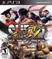 Cover Super Street Fighter IV