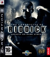 Cover The Chronicles of Riddick: Assault on Dark Athena