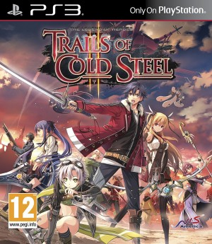 Cover The Legend of Heroes: Trails of Cold Steel II