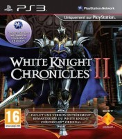 Cover White Knight Chronicles 2