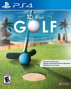 Cover 3D Mini Golf