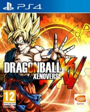 Cover Dragon Ball: Xenoverse