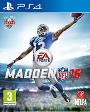Cover Madden NFL 16