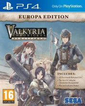 Cover Valkyria Chronicles Remastered