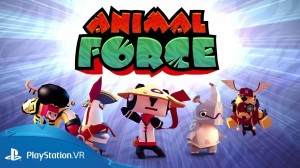 Cover Animal Force