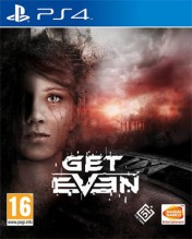 Cover Get Even