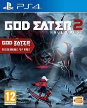 Cover God Eater 2: Rage Burst