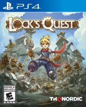 Cover Lock's Quest