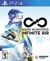 Cover Mark McMorris Infinite Air