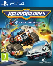 Cover Micro Machines World Series