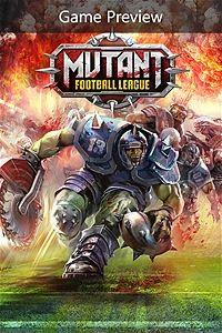 Cover Mutant Football League