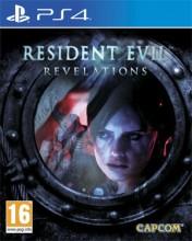 Cover Resident Evil Revelations