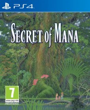Cover Secret of Mana