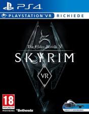 Cover The Elder Scrolls V: Skyrim VR