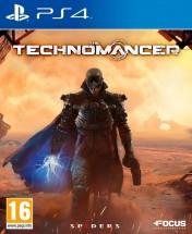 Cover The Technomancer