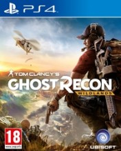 Cover Tom Clancy's Ghost Recon: Wildlands