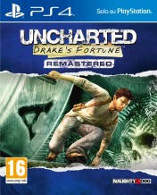 Cover Uncharted: Drake's Fortune Remastered