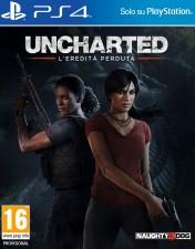 Cover Uncharted: L'Eredità Perduta