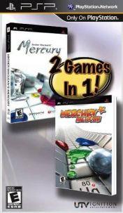 Cover 2 Games in 1: Archer Maclean's Mercury / Mercury Meltdown