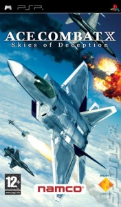 Cover Ace Combat X: Skies of Deception