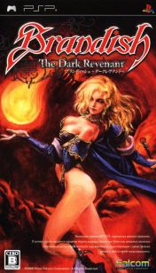 Cover Brandish: Dark Revenant