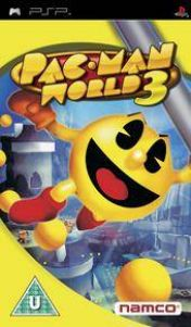 Cover Pac-Man World 3