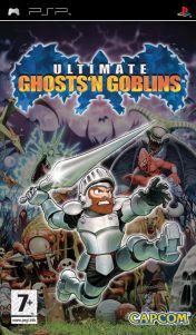 Cover Ultimate Ghosts 'n Goblins