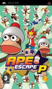 Cover Ape Escape P