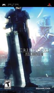 Cover Crisis Core: Final Fantasy VII