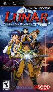 Cover Lunar: Harmony of Silver Star