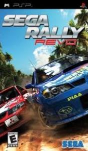 Cover SEGA Rally