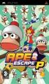 Cover Ape Escape P per PSP