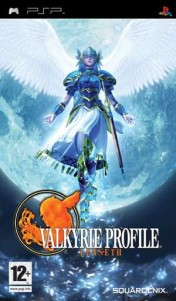 Cover Valkyrie Profile: Lenneth