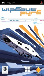 Cover Wipeout Pure