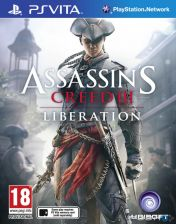 Cover Assassin's Creed III: Liberation