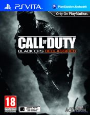 Cover Call of Duty: Black Ops Declassified
