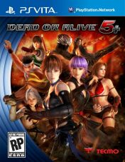 Cover Dead or Alive 5 Plus