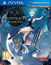 Cover Deception IV: Blood Ties