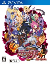 Cover Disgaea 4: A Promise Revisited